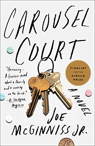Delivery Car Bank (Carousel Court: A Novel)