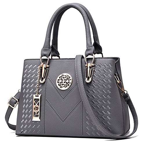 ALARION Womens Purses and Handbags Shoulder Bag Ladies Designer Satchel Messenger Tote Bag by ALARION