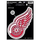 NHL Detroit Red Wings Die Cut