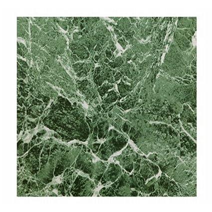 Max Kd0108 Green Marble Peel Stick Vinyl Floor Tile 12 X 12