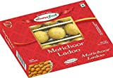 HIMALYA FRESH Motichoor Ladoo 12oz - Premium Authentic Indian Food & Sweets Made With Gram flour, Sugar & Vegetable Oil - No Fillers Or Preservatives