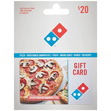 Domino's Pizza Gift Card $20