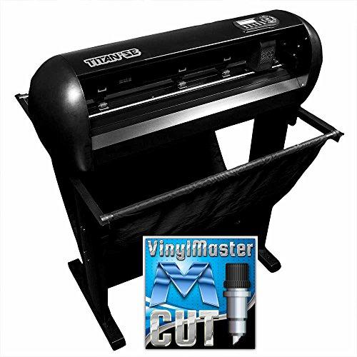 Professional 28'' Vinyl Cutter - USCutter Titan 3 SE ARMS Contour Cutting Plotter by USCutter