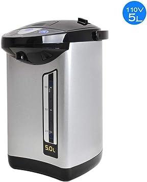 ZYC-WF Botella de Agua eléCtrica de 110V Voltios 5L Termo eléCtrico Botella NeumáTica Multifuncional El Agua Puede Hervir Al Menos a 95 ° C en Solo Unos Segundos/A: Amazon.es: Bricolaje y herramientas