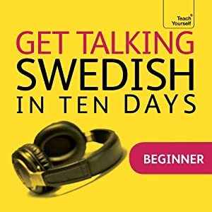Get Talking Swedish in Ten Days Speech