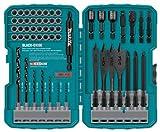 Makita T-01389 62-Piece Impact Drill-Driver Bit Set