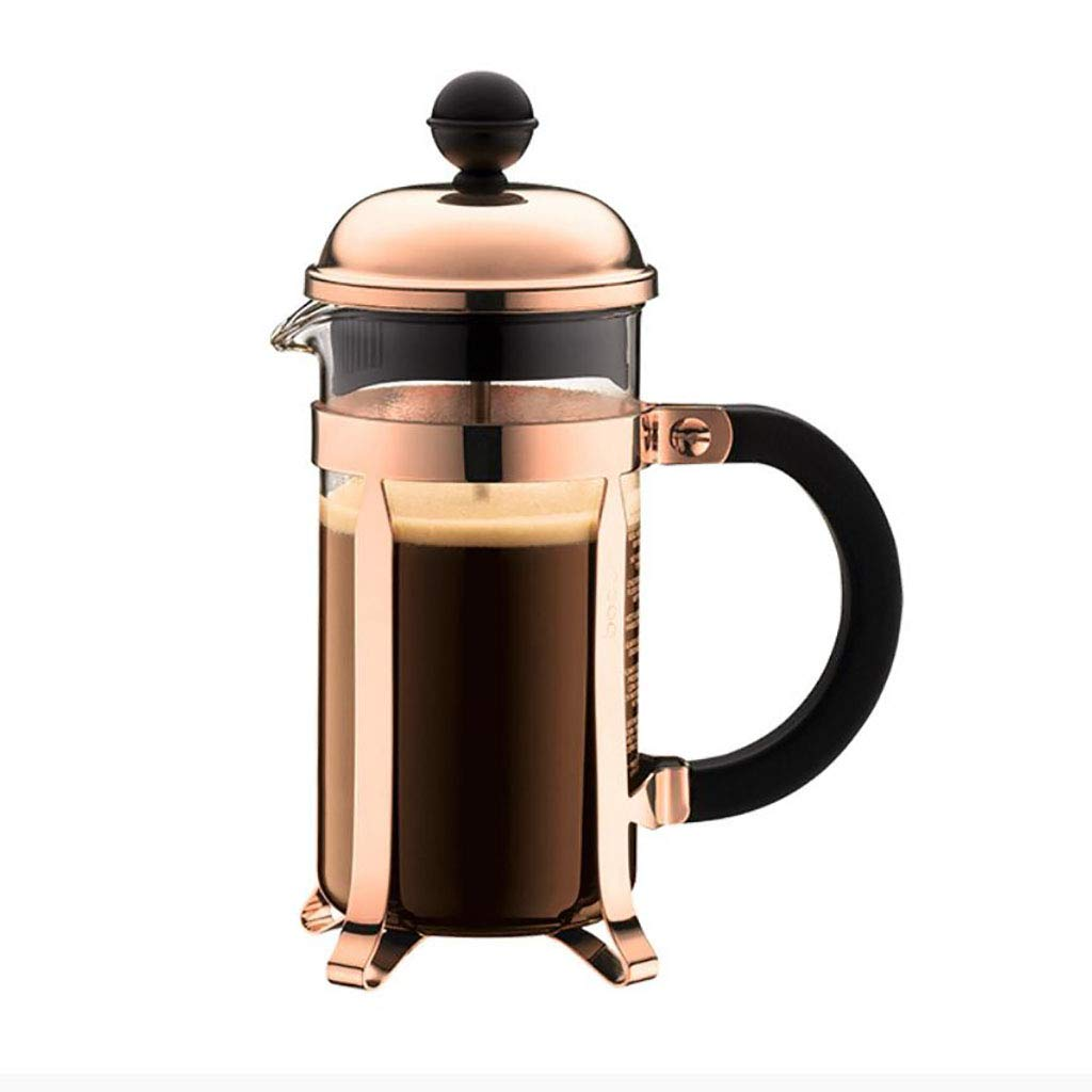 メソッド圧力鍋350ミリリットルステンレスコーヒーポットホットフィルターティーポット小容量   B07Q7FX8QT