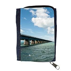 le portefeuille de grands luxe femmes avec beaucoup de compartiments // F00001520 puente // Purse Wallet