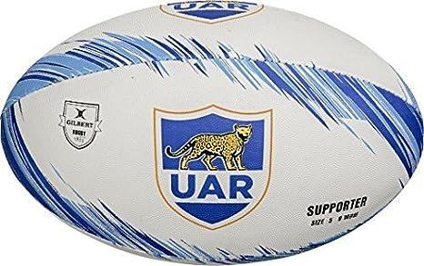 GILBERT - Balón de Rugby Supporter Fan Match formación y práctica ...