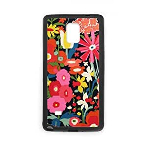 Personality customization Flower Brand New Cell Phone Case for Samsung Galaxy Note 4 94465 At HY_in Case