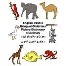 English-Pashto Bilingual Children's Picture Dictionary of Animals (FreeBilingualBooks.com)