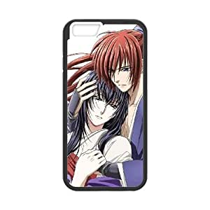 iPhone 6 Plus 5.5 Inch Cell Phone Case Black Himura Kenshin TY_F05435