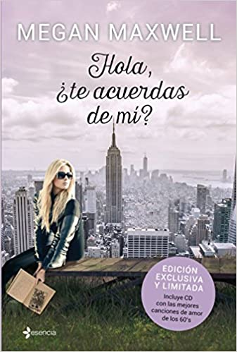 Hola, ¿te acuerdas de mí? +cd (Contemporánea): Amazon.es: Megan Maxwell: Libros