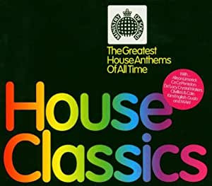 Various artists ministry of sound house classics 1990 for 1990 house music