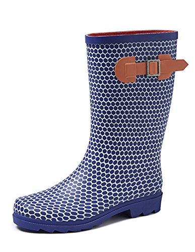 Gevavi Women's Boots ABBY04420Abby Rubber Boots 42, blue