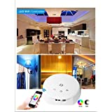 XCSOURCE Magic LED WIFI Controller DC 12V 24V For RGB RGBW RGBWW LED Strip Light iOS or Android Smartphones Control LED Ribbon Lamp Music Modes DIY Modes LD382