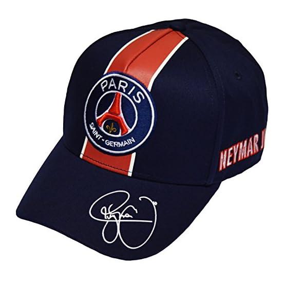 Casquette PSG - NEYMAR Jr - Collection officielle PARIS SAINT GERMAIN - Taille réglable