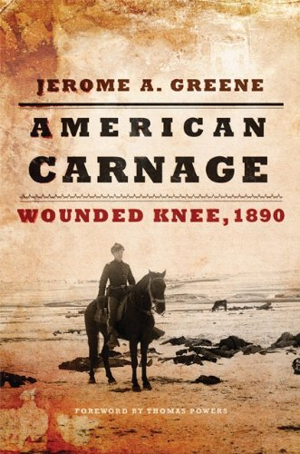 American Carnage: Wounded Knee, - Oh The Greene