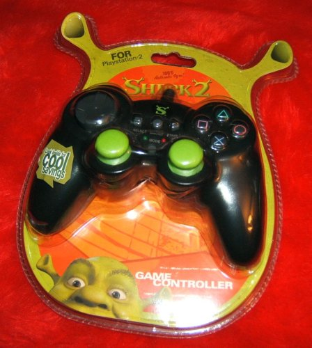 Amazon Com Shrek 2 Game Controller For Playstation 2 Video Games