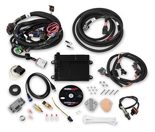 HP EFI ECU and Harness Kit - Holley 550-606