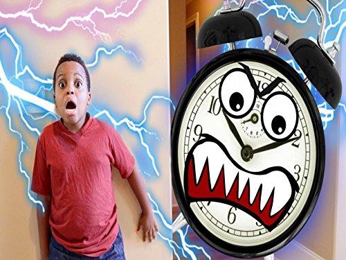 (Crazy Clock! )