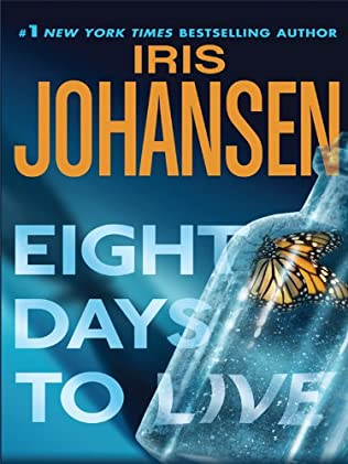 book cover of Eight Days to Live