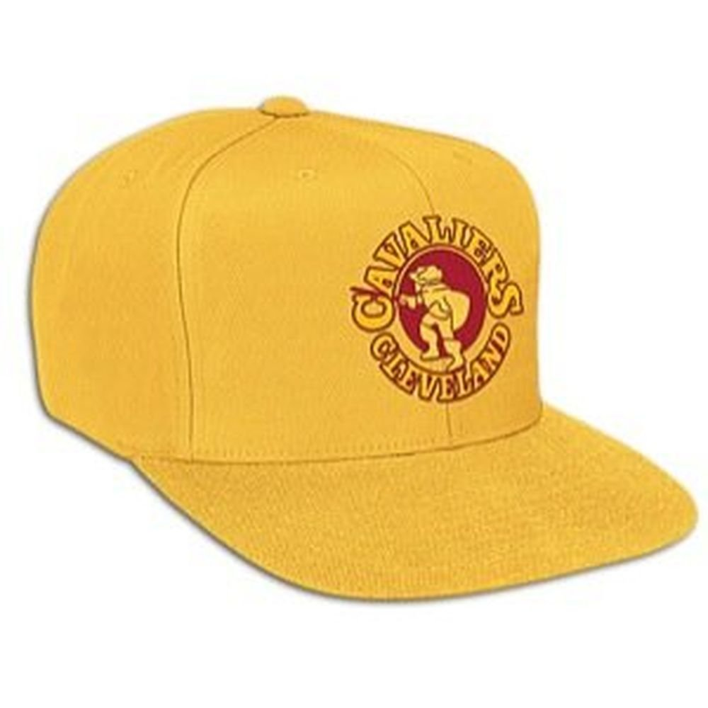 Cleveland Cavaliers Mitchell & Ness 1つトーンチームロゴスナップバック帽子 B00BZ59QGS