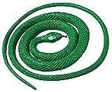 Rhode Island Novelty New Rubber 3 Feet Green Prop Halloween Decoration Snake