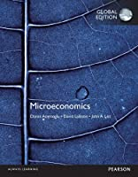 Microeconomics, Global Edition Front Cover