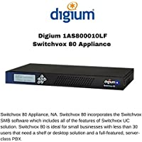 Digium Switchvox 80 Appliance 1AS800010LF