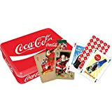 Coca Cola Red Playing Card Gift Tin