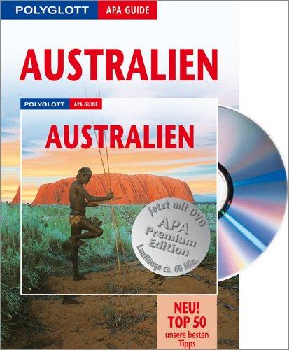 Australien. Polyglott Apa Guide. Premium Edition mit DVD. Neu! Top 50 - unsere besten Tipps