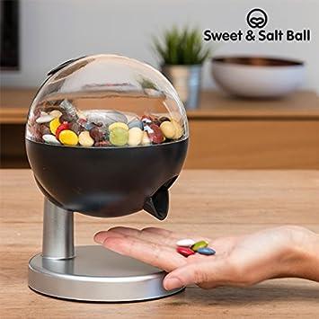 qtimber Dispensador de Caramelos y Frutos Secos Sweet & Salt Ball Mini #manufacturer # 21.5