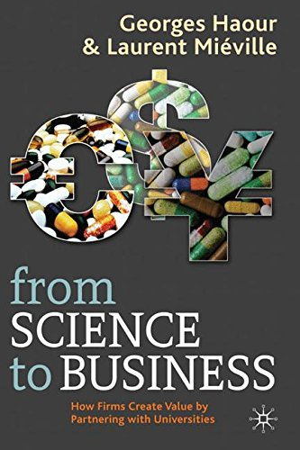 From Science to Business: How Firms Create Value by Partnering with Universities