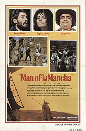 Man Of La Mancha 1972 Authentic 27