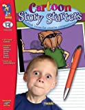 img - for On The Mark OTM1886 Cartoon Story Starters Gr 1-6 by On the Mark (formerly T4T) book / textbook / text book