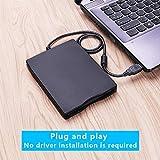 External Floppy Disk Drive Portable 1.44 MB FDD