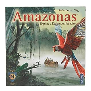 Mayfair Games Amazonas