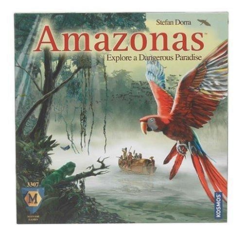 Mayfair Games Amazonas
