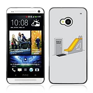 YOYOSHOP [Funny Office Humor] HTC One M7 Case by rushername
