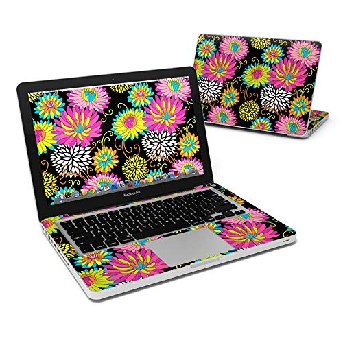 - Chrysanthemum Full-Size 360° Protector Skin Sticker for Apple MacBook Pro 13