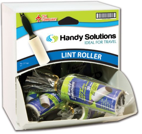 Handy Solutions Lint Roller Dispensit Case Case Of 144 by DDI