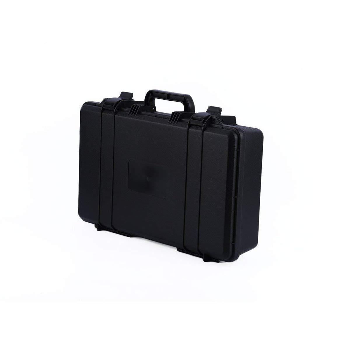 Delicacydex Tragetasche Kunststoff Schutzkoffer Box für Parrot Bebop Drone 2