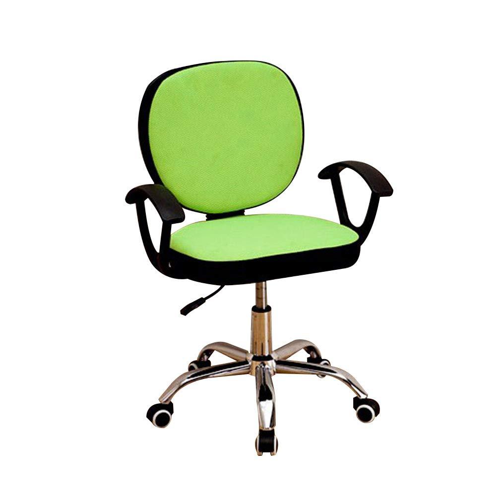 家/オフィス/研究室のためのオフィスの机の椅子の網コンピュータ椅子を学ぶ持ち上がる回転椅子 テーブルとチェア B07RWRDR8P