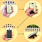 Kinteshun Cards Holder with Cell Phone
