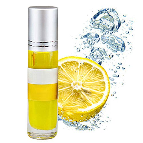Misszhang-US 10ml Fresh Perfume Refill Fragrance Scent Liquid Air Freshener for Car Ornament Lemon