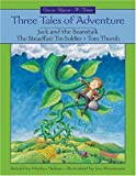 Three Tales of Adventure, Marilyn Helmer, 1550749455