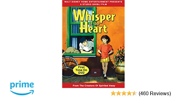Amazon com: Whisper of the Heart: Yoshifumi Kondo