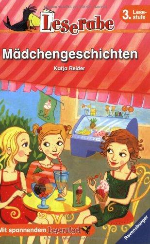 Mädchengeschichten (Leserabe - Schulausgabe in Broschur)