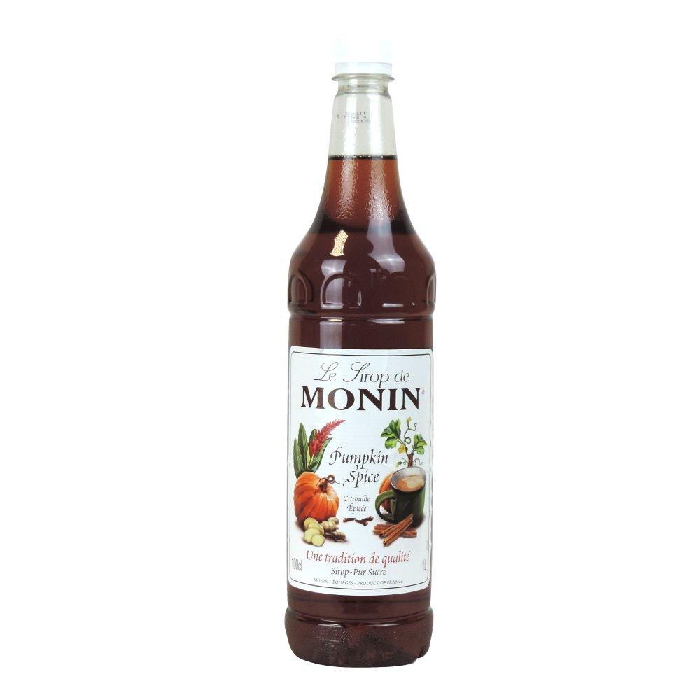 Monin - Pumpkin Spice Syrup - 1L: Amazon.es: Alimentación y bebidas